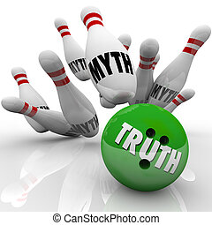 busting, mito, contra, untruth, verdad, bolos, hechos, investigar