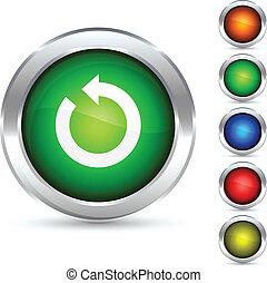 button., refrescar
