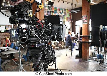 Cámara de cine digital