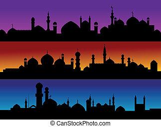 Cápsulas de la mezquita