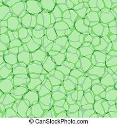 Células de diseño de micro patrones de vector