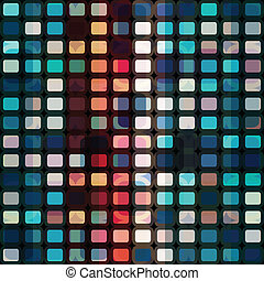 Células mosaicas sin marcas