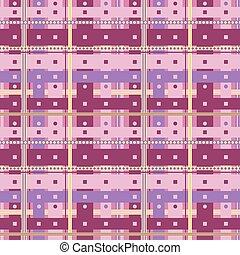 Células púrpura abstractas