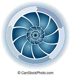 Círculo de giro