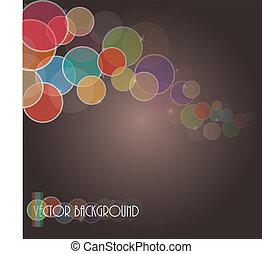Círculos abstractos