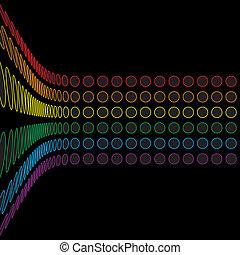 Círculos de arco iris
