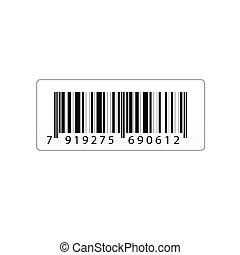 Código de barras de vector