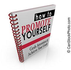 Cómo promover las instrucciones manuales de guía manual