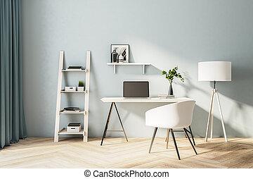 cómodo, tabla, ministerio del interior, computador portatil