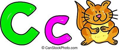 C es para gato