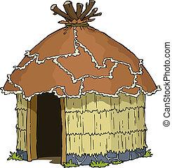 Cabaña nativa
