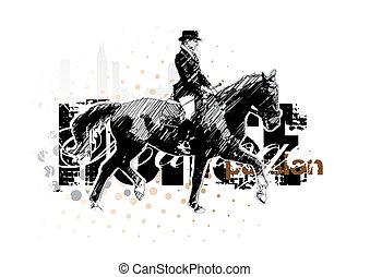 caballo, 2
