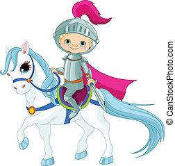 Caballo a caballo