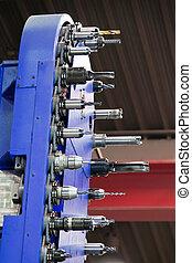Cabeza de molino de CNC