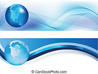 Cabezas azules