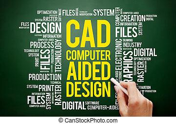 CAD, diseño de computadoras