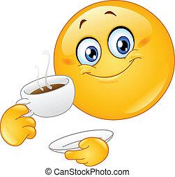 Café emoticon