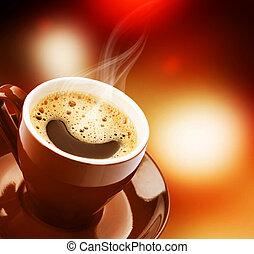 café, espresso
