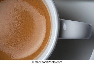 Café expreso americano
