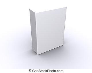 Caja en blanco