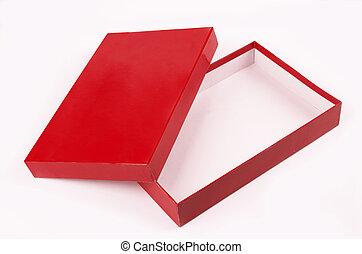 Caja vacía