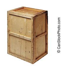 caja, viejo