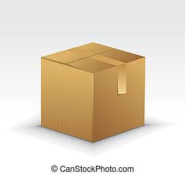 cajas de cartón
