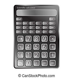 Calculador contra blanco