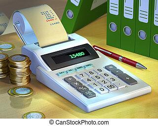 Calculador de oficina