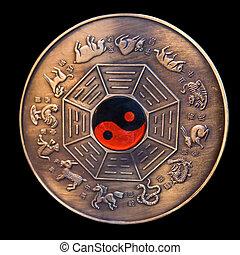 calendario, lunar
