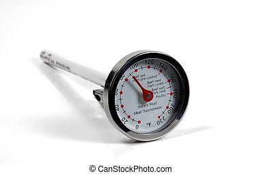 calibrador, temperatura
