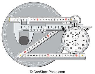 calibrar, exactitud