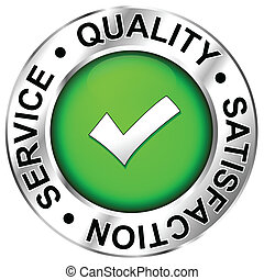 calidad, satisfacción, servicio