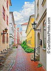 Calle Garret