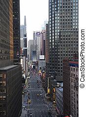Calle Nueva York.