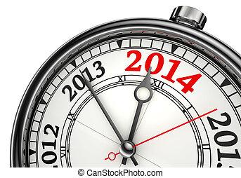 Cambio de año 2014