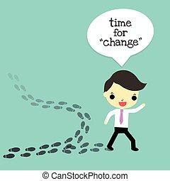 Cambio para mejor