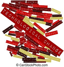 cambio, tecnológico