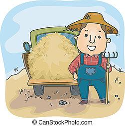Camión granjero