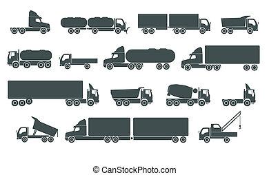 Camión listo