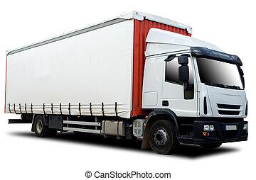 Camión Semi