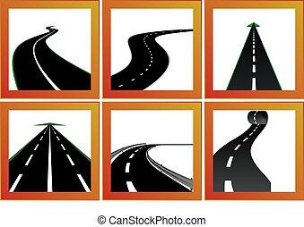 Caminos y direcciones