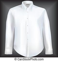 Camisa con mangas largas