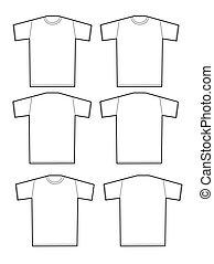 Camisas de abordo