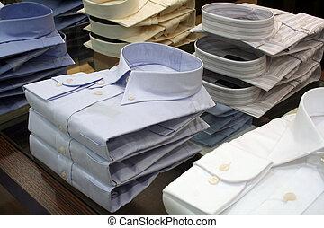 camisas, venta