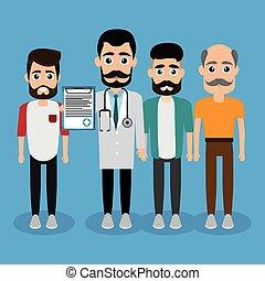 Campaña de cáncer de próstata