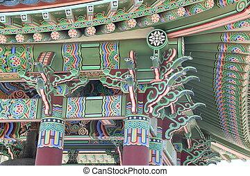 Campana de la amistad coreana en San Pedro, California