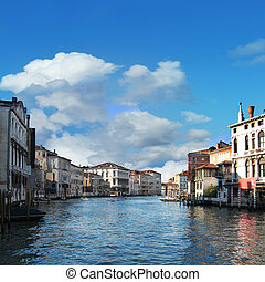 canal, magnífico