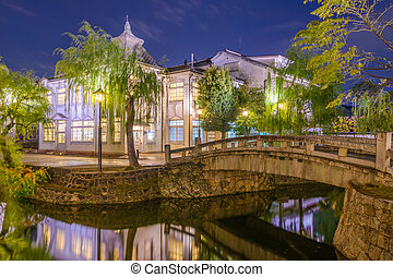 canales, okayama