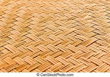 Canastos de bambú